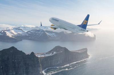 Icelandair volverá a unir de forma directa España e Islandia en 2021