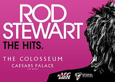 Rod Stewart anuncia su vuelta a Las Vegas