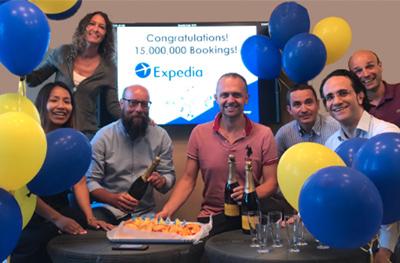 Expedia TAAP alcanza los 15 millones de viajes reservados